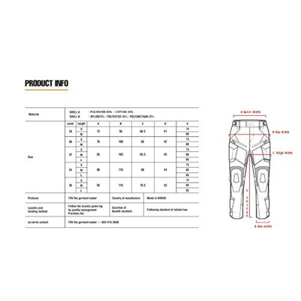 HYPEROPS Tactical Pant 4 PANO-Combat Pants/Alpha/Hyper ARID