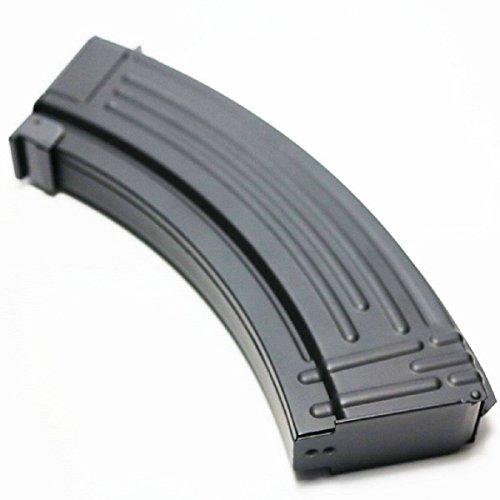 Airsoft Shopping Mall  1 Airsoft Shooting Gear CYMA 600rd Metal Flash Mag Magazine for AK-Series AEG Black