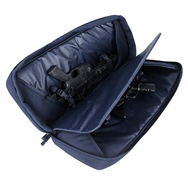 "Condor Rifle Case 4 Condor 26"" Dispatch Take Down Rifle Case"