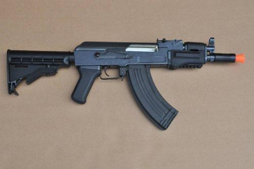 BBTac  1 double eagle metal electric airsoft assualt rifle gun 425 fps 901b(Airsoft Gun)