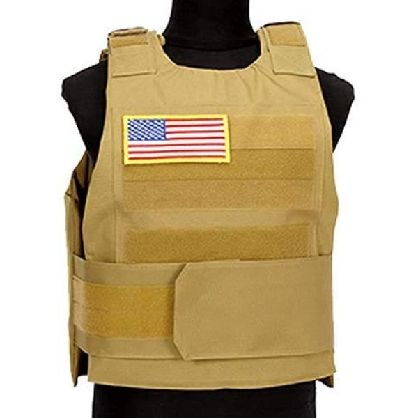 N/W Airsoft Tactical Vest 1 N/W Tactical Vest Outdoor Paintball Shooting, Adjustable Training Protective Vest, Suitable for Light Outdoor CS Training Protective Vest.