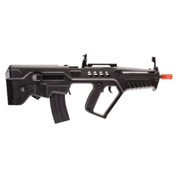 Wearable4U Airsoft Rifle 6 Wearable4U Umarex Elite Force IWI Tavor 21 (Competition Series) AEG Electric 6mm BB Rifle Airsoft Gun Bundle