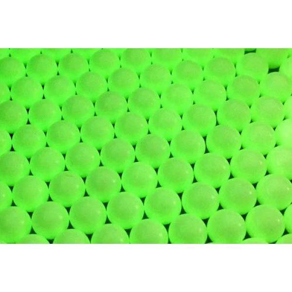 Vortex Technologies Airsoft BB 2 Vortex Premium Tracer BB Glow in The Dark for Airsoft 6mm (Light Green)