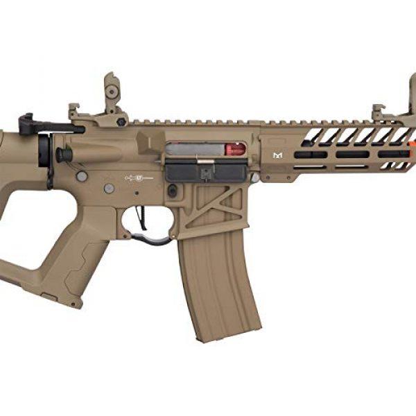 Lancer Tactical Airsoft Rifle 3 Lancer Tactical Enforcer NEEDLETAIL Skeleton AEG Low FPS TAN
