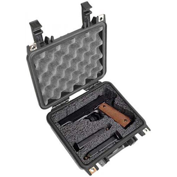 Case Club Pistol Case 1 Case Club Single Pistol Pre-Cut Waterproof Case (Gen 2)