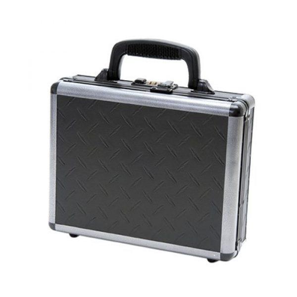 T.Z. Case International Pistol Case 1 T.Z. Case International Ironite Single Pistol Case, Black, 11.5-Inch