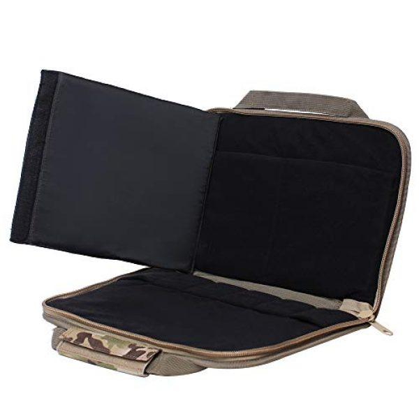 Kylebooker Pistol Case 5 Kylebooker Soft Pistol Case Tactical Handgun Bag Range Bags