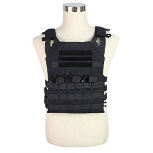 DETECH Airsoft Tactical Vest 1 DETECH Tactical JPC MOLLE Vest Military Wargame Chest Rig Hunting Vest Airsoft CS Protective Vest