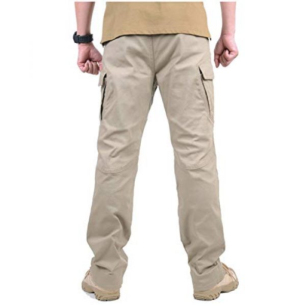 CARWORNIC Tactical Pant 3 Gear Men's Assault Tactical Pants Lightweight Cotton Outdoor Military Combat Cargo Trousers