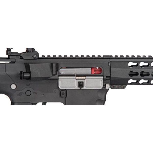 "Lancer Tactical Airsoft Rifle 5 Lancer Tactical New Gen EVO 13.5"" Barrel Free Float M4 Airsoft AEG (Keymod Handguard)"