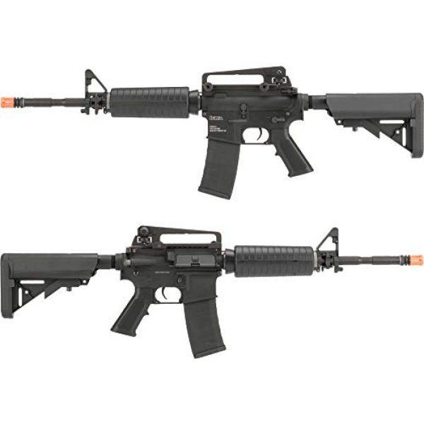 Evike Airsoft Rifle 3 Evike KWA Metal KM4A1 Airsoft AEG Rifle