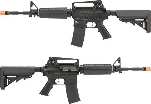 Evike  3 Evike KWA Metal KM4A1 Airsoft AEG Rifle