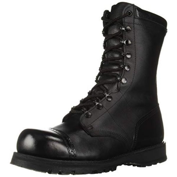 Corcoran Combat Boot 1 Men's 10 Inch ST Safety Toe Field-M