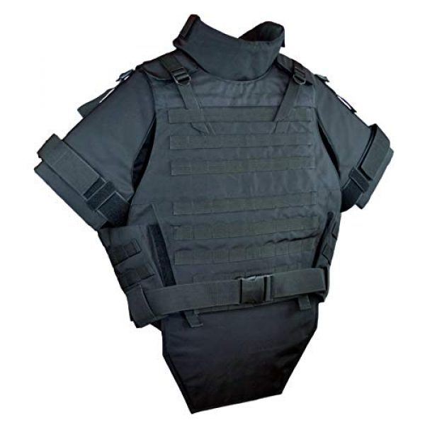 Russia Airsoft Tactical Vest 1 Bagarii Full Kit Modern Russian Molle Vest Cover Replica