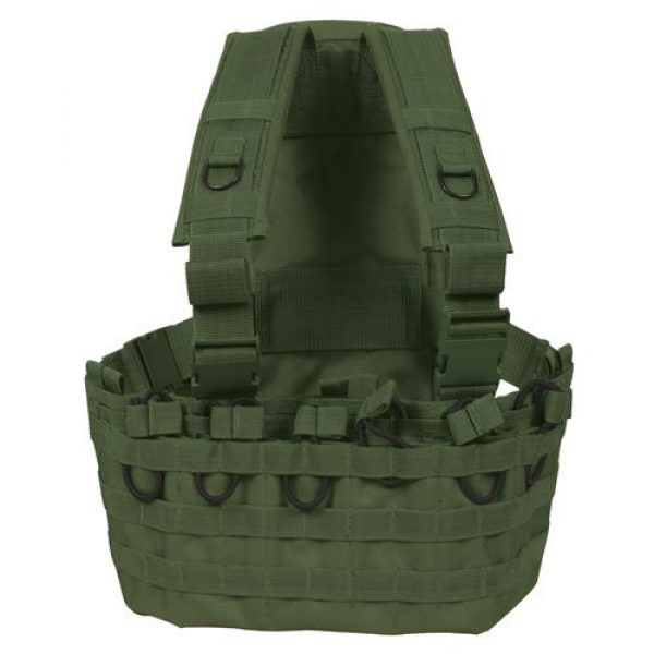 Fox Outdoor Airsoft Tactical Vest 1 Fox Outdoor Products Commando Chest Rig