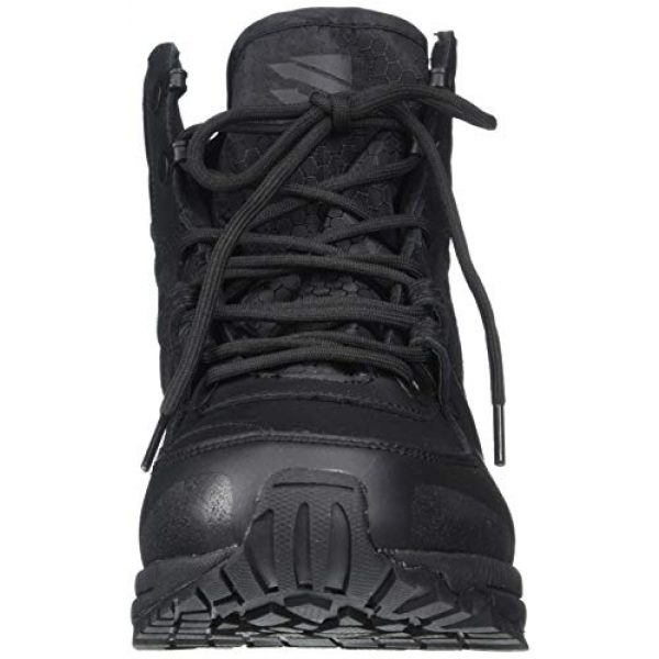 "BLACKHAWK Combat Boot 2 BLACKHAWK! BT06BK075M 6"" Trident Ultralite Boot black 7.5/Medium _ 18193"