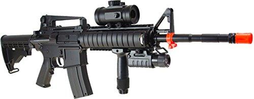 CSI  1 m83a2 semi & fully automatic electric airsoft rifle(Airsoft Gun)