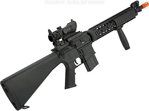Evike  2 Evike Airsoft - A&K Mk12 SPR Airsoft AEG Sniper Rifle (Model: SPR Mod 1)