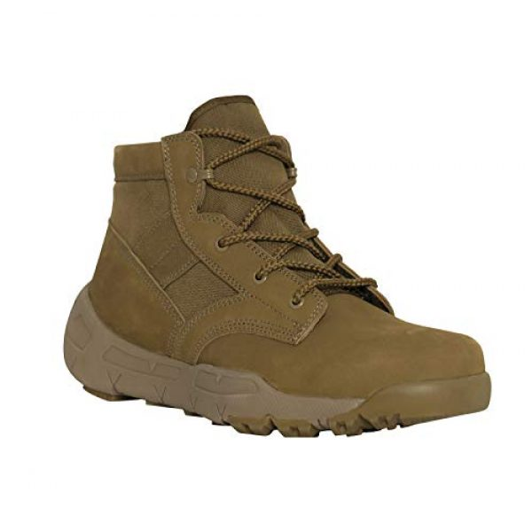 """Rothco Combat Boot 1 6"""" V-Max Lightweight Tactical Boot"""