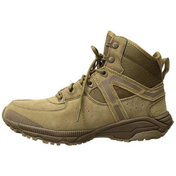"BLACKHAWK Combat Boot 5 BLACKHAWK! BT06CY080M 6"" Trident Ultralite Boot Coyote 498 8/Medium 18337"