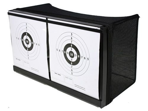 Prima USA Airsoft Auto Return Target 2 Multi-Function Automatic Auto Return Airsoft Target with BB Trap