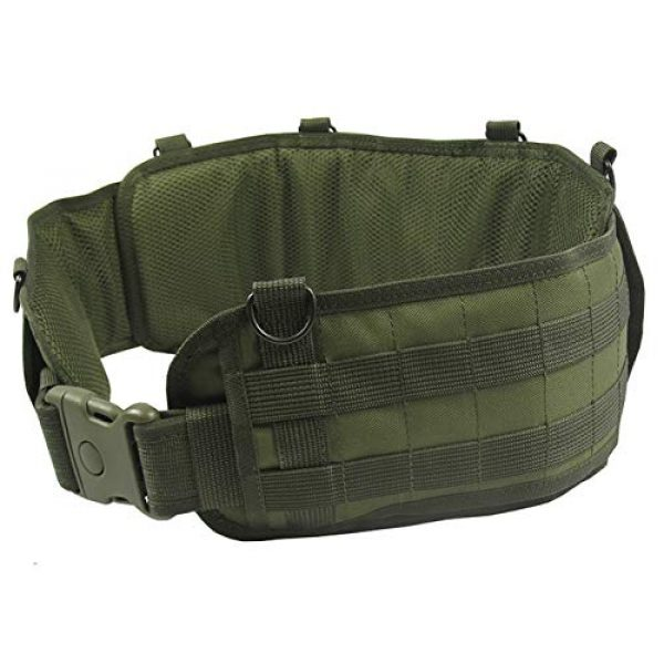 tactic.world Airsoft Tactical Vest 1 MOLLE Modular Tactical Belt molle Vest Chest rig Paintball Airsoft