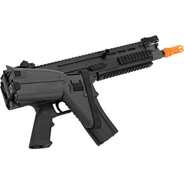 FN Airsoft Rifle 4 FN Scar L AEG - black