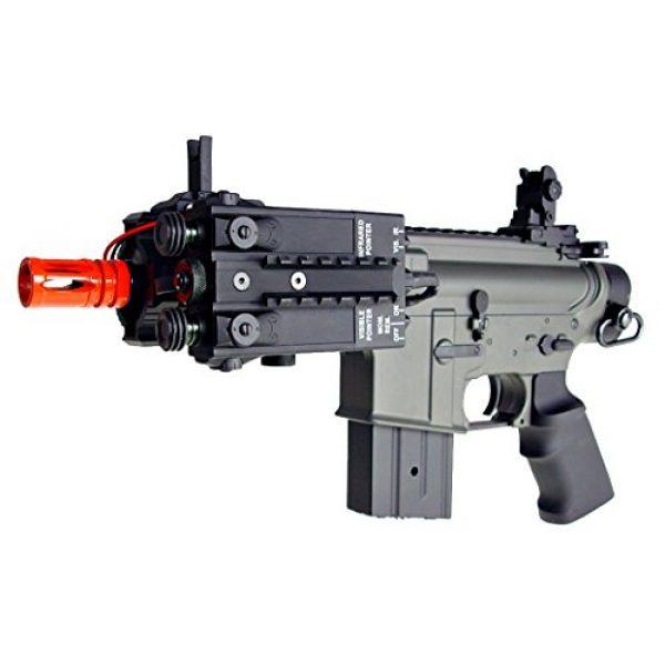 Jing Gong (JG) Airsoft Rifle 2 JG aeg-m4ptl semi/full auto nicads/charger incl.-metal g-box(Airsoft Gun)