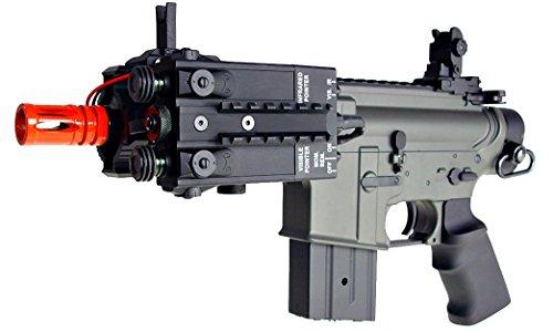 Jing Gong (JG)  2 JG aeg-m4ptl semi/full auto nicads/charger incl.-metal g-box(Airsoft Gun)