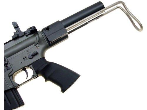 Jing Gong (JG)  5 JG m4 cqb aeg carbine airsoft rifle(Airsoft Gun)