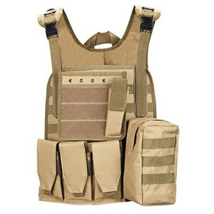 NEW VIEW Airsoft Tactical Vest 1 New View CS Game Military Tactical Vest Outdoor Combat Training Vest