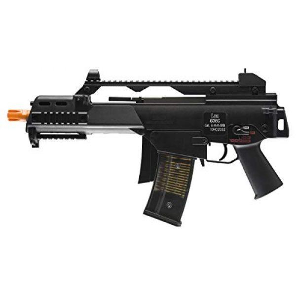 Elite Force Airsoft Rifle 3 Elite Force HK Heckler & Koch G36 C AEG Automatic, Black