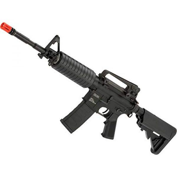 Evike Airsoft Rifle 1 Evike KWA Metal KM4A1 Airsoft AEG Rifle