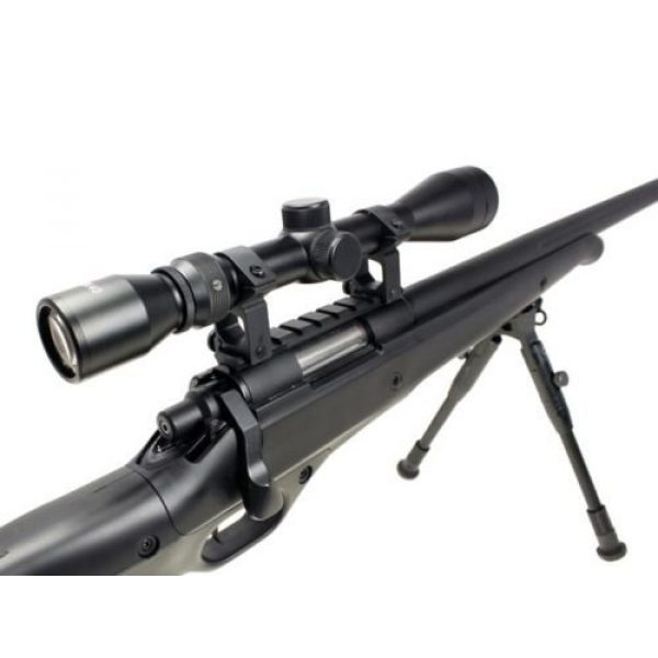 Well Airsoft Rifle 3 Well AWN G22 heavy single bolt action sniper airsoft rifle with 3,300 .30g bb's(Airsoft Gun)