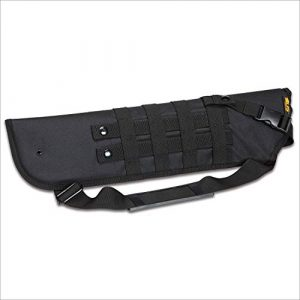 US PeaceKeeper Products Rifle Case 1 US PeaceKeeper Products P13020 Stubby Shotgun Scabbard, Black