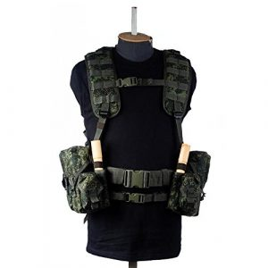 NANA Airsoft Tactical Vest 2 Russian Military Belt system M1 by ANA