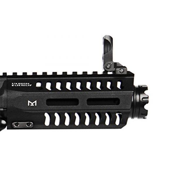 G&G Airsoft Rifle 2 G&G ARP 9 Airsoft AEG Rifle Black