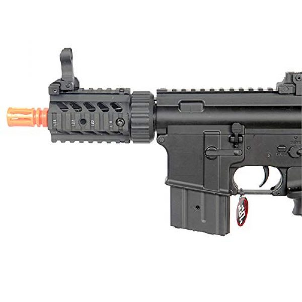 MetalTac Airsoft Rifle 3 MetalTac CYMA CM013 M4-RAS Electric Airsoft Gun with Metal Gearbox Version 2, Full Auto AEG, Powerful Spring 415 Fps with .20g BBS
