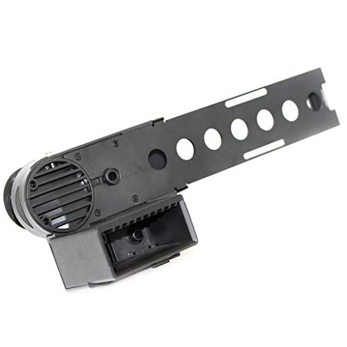 Generica  4 Airsoft Spare Parts 1500rd Mag Hi-Cap Box Magazine for P90 Series AEG
