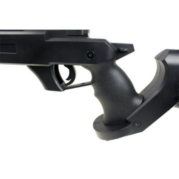 Well Airsoft Rifle 6 Well awn aps2 airsoft sniper rifle bi-pod scope 3,300 .30g bb's extra magazine(Airsoft Gun)