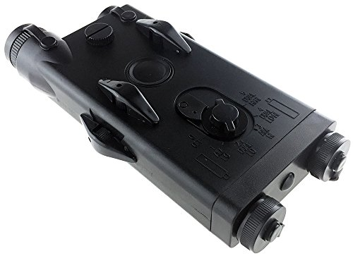 SportPro  3 SportPro Dboys Polymer PEQ-II Style Dummy Battery Box Type B for AEG Airsoft - Black