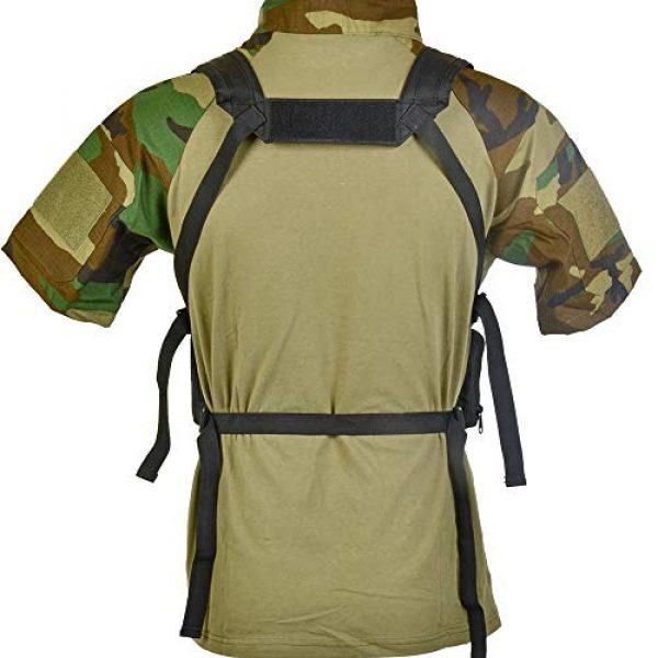 BGJ Airsoft Tactical Vest 3 BGJ CS Match Wargame TCM Chest Rig Airsoft Tactical Vest Military Pack Magazine Pouch Holster Molle System Waist Men Nylon