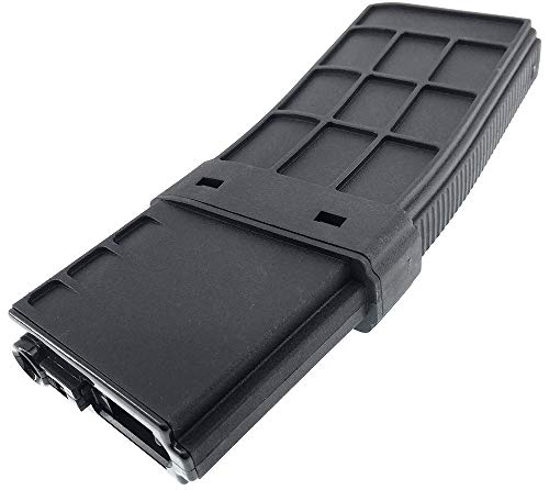 SportPro  6 SportPro CYMA 450 Round Polymer Thermold Waffle High Capacity Magazine for AEG M4 M16 Airsoft - Black