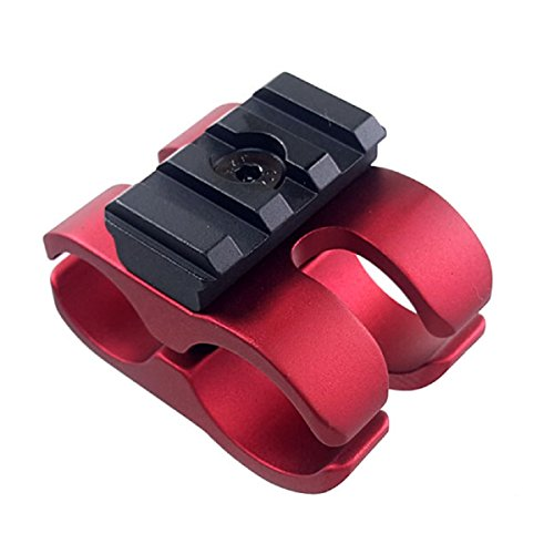 Airsoft Shopping Mall  1 Airsoft Shooting Gear APS CAM 870 Type S Barrel Mount Red