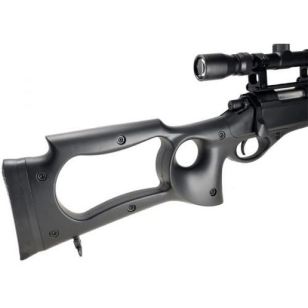 Well Airsoft Rifle 5 Well AWN G22 heavy single bolt action sniper airsoft rifle with 3,300 .30g bb's(Airsoft Gun)