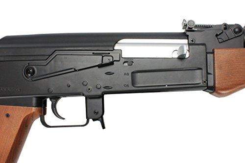 BBTac  2 BBTac ak airsoft gun powerful spring full size assault rifle machine gun