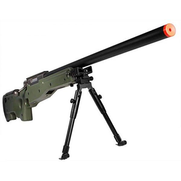 UTG Airsoft Rifle 4 utg type 96 green airsoft sniper w/upgraded spring airsoft gun(Airsoft Gun)
