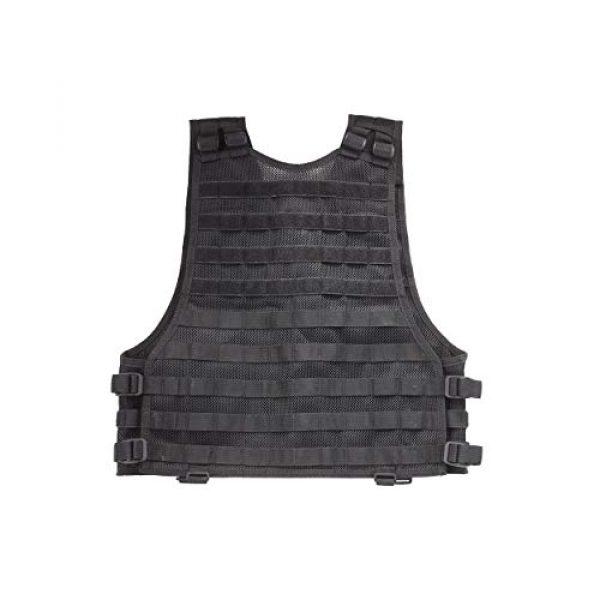 5.11 Airsoft Tactical Vest 2 5.11 LBE Vest Black, Regular