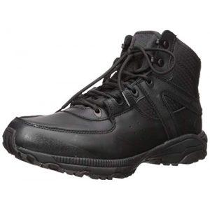 "BLACKHAWK Combat Boot Polish 1 BLACKHAWK! Trident Ultralite 6"" Tactical Boots Leather/Nylon Men's"