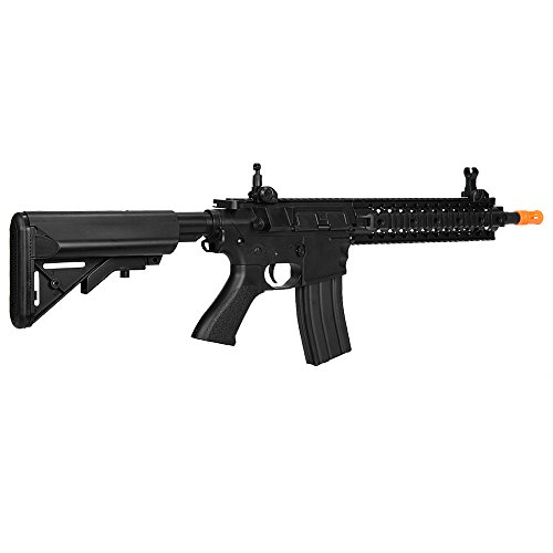 "Lancer Tactical  3 Lancer Tactical LT-12B 10"" Free Float Rail M4 Aeg Metal Gear Airsoft Gun Gear Airsoft Rifle Shooting Gun Machine"